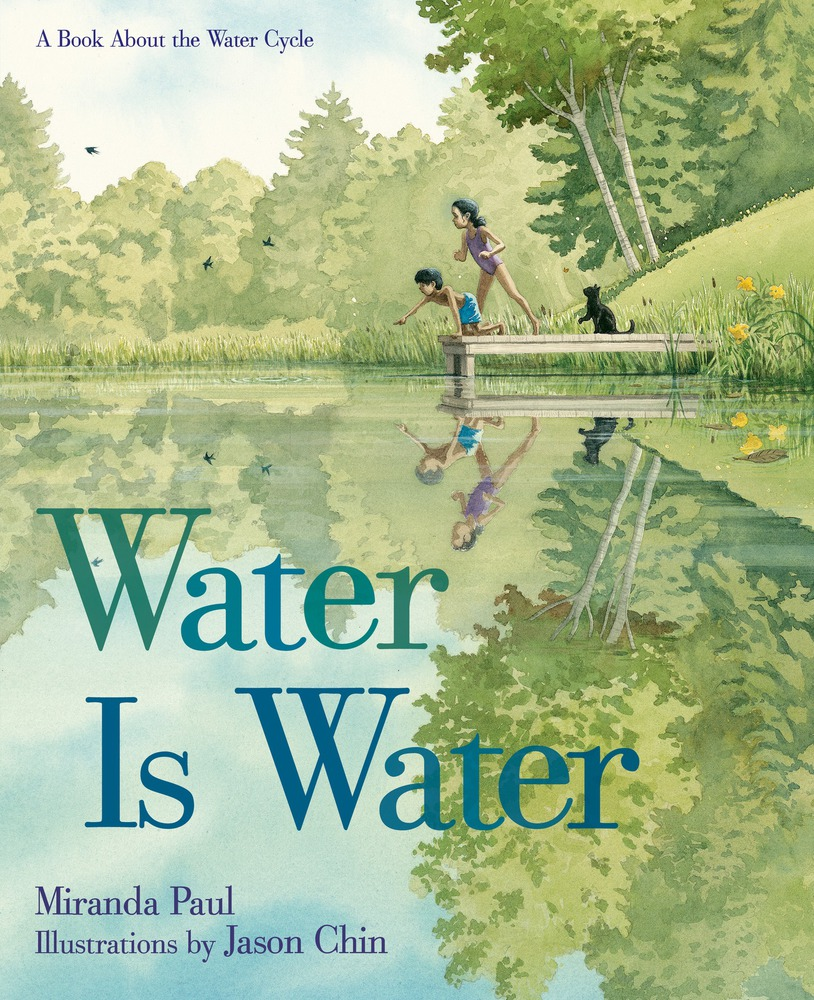 Water is Water: A Book About the Water Cycle by Miranda Paul
